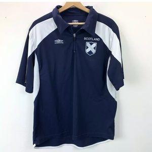 Umbro Scotland National Soccer Team Jersey